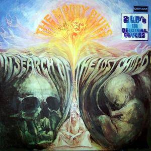 The Moody Blues: In Search Of The Lost Chord / Days Of Future Passed - Cover