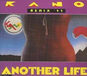 Kano: Another Life (Remix '91) - Cover