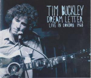 Tim Buckley: Dream Letter - Live In London 1968 - Cover
