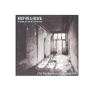 Step On A Crack Volume Two - Cover