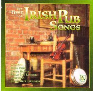 Cover - Fair Isle Folk: Best Of Irish Pub Songs, The