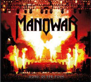 Manowar: Gods Of War Live (2-CD) - Bild 3