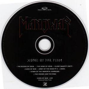 Manowar: Gods Of War Live (2-CD) - Bild 6