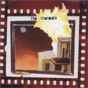 The Thermals: More Parts Per Million - Cover