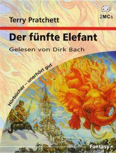 Cover - Terry Pratchett: Fünfte Elefant, Der