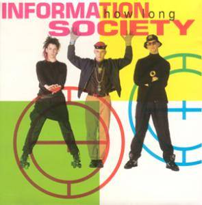 Information Society: How Long - Cover