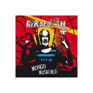 Birdflesh: Mongo Musicale - Cover