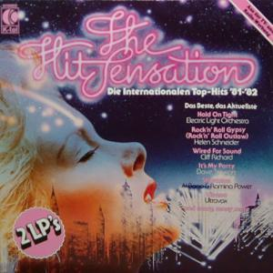 Hit Sensation, The - Cover