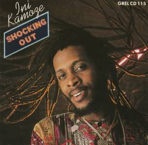 Ini Kamoze: Shocking Out - Cover