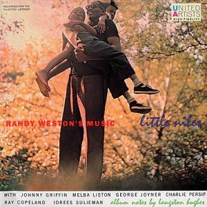 Cover - Randy Weston: Little Niles