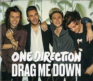 Cover - One Direction: Drag Me Down
