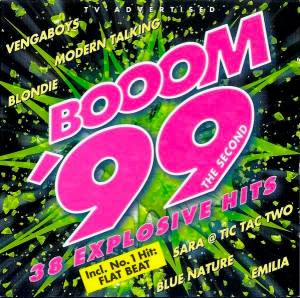 Cover - Mosquito Headz: Booom '99 - The Second