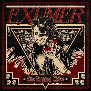 Exumer: Raging Tides, The - Cover