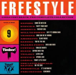 Cover - Trilogy: Freestyle Greatest Beats: The Complete Collection Vol. 09