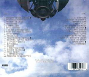 Dream Theater: The Astonishing (2-CD) - Bild 2