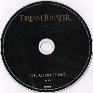 Dream Theater: The Astonishing (2-CD) - Bild 3