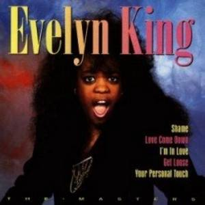 Cover - Evelyn King: Masters, The