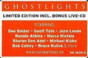 Tobias Sammet's Avantasia: Ghostlights (2-CD) - Bild 3