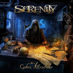 Serenity: Codex Atlanticus - Cover