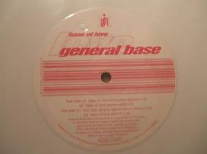 "General Base: Base Of Love (12"") - Bild 2"