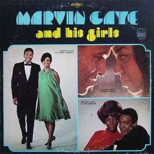 Cover - Marvin Gaye & Kim Weston: Marvin Gaye And His Girls