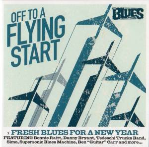 Cover - Simo: Blues Magazine 27 - Off To A Flying Start, The
