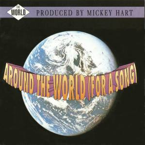 Cover - Hamza El Din: Around The World (For A Song)