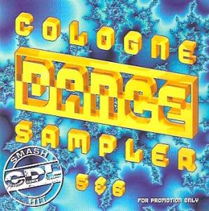 Cologne Dance Sampler 5 & 6 - Cover