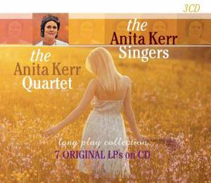 Cover - Anita Kerr Singers, The: Long Play Collection