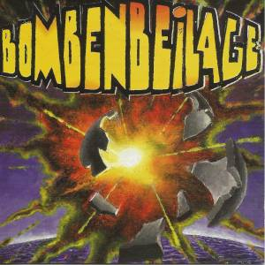 Cover - Bratbeaters, The: Bombenbeilage