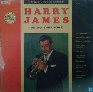 "Cover - Harry James: ""The New Harry James"""