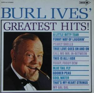 Cover - Burl Ives: Burl Ives' Greatest Hits!