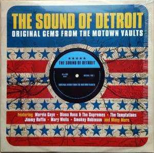 Cover - Satintones, The: Sound Of Detroit (Original Gems From The Motown Vaults), The