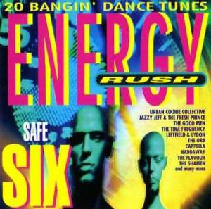 Cover - Time Frequency, The: Energy Rush - Safe Six