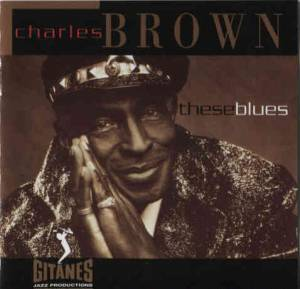 Cover - Charles Brown: These Blues