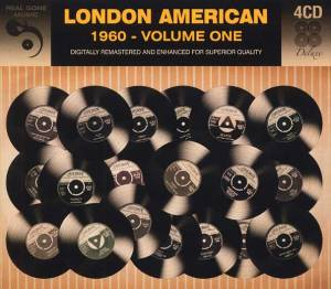 Cover - Lane Brothers: London American 1960 - Volume One