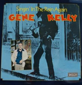 Cover - Gene Kelly & The Pete Moore Orchestra: Singin In The Rain Again