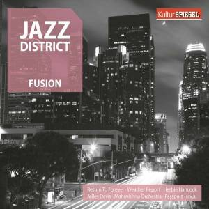 Jazz District - Fusion - Cover
