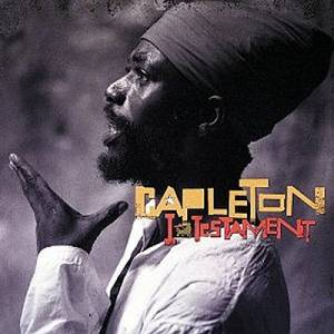 Cover - Capleton: I Testament