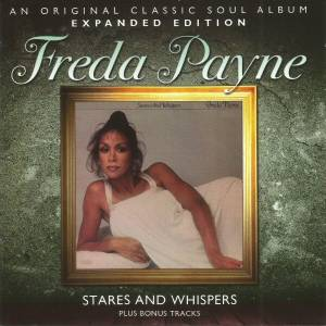Freda Payne: Stares And Whispers - Cover