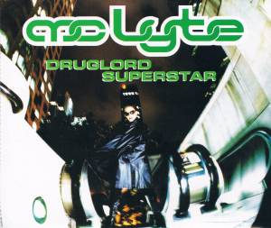 Cover - MC Lyte: Druglord Superstar