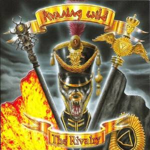 Running Wild: Rivalry, The - Cover