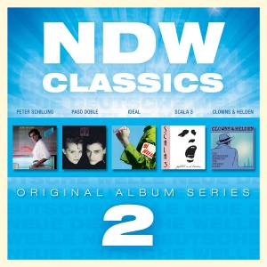 Cover - Paso Doble: NDW Classics 2 - Original Album Series