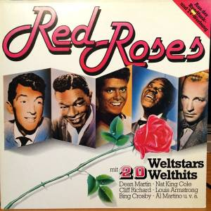 Red Roses - Weltstars Mit 20 Welthits - Cover
