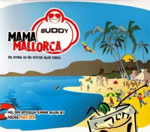Cover - Buddy: Mama Mallorca