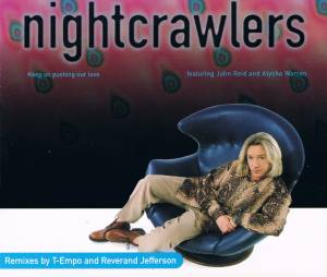 Cover - Nightcrawlers: Keep On Pushing Our Love