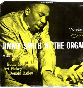 Cover - Jimmy Smith: Jimmy Smith At The Organ, Volume 2