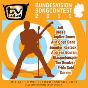 Bundesvision Songcontest 2011 - Cover
