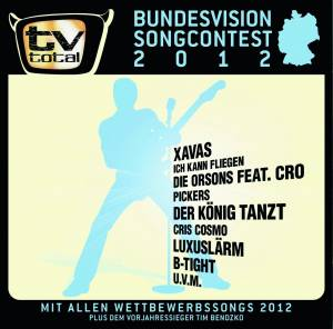 Cover - Luxuslärm: Bundesvision Songcontest 2012
