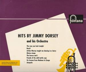 Cover - Jimmy Dorsey: Hits By Jimmy Dorsey And His Orchestra